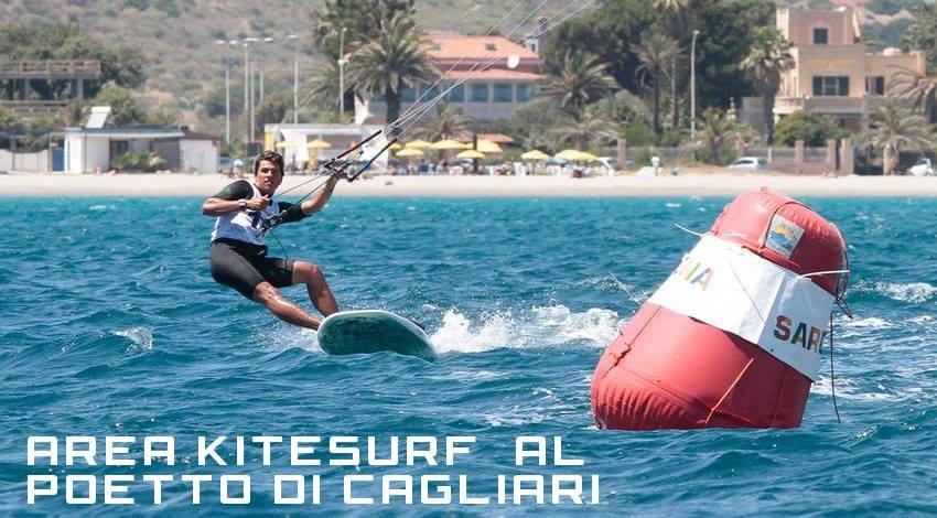 Nel Pul Cagliari Aera Kitesurf | Kite Cagliari Sardegna
