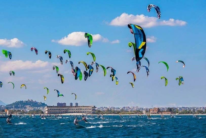 Kitesurf Cagliari Poetto Sardegna