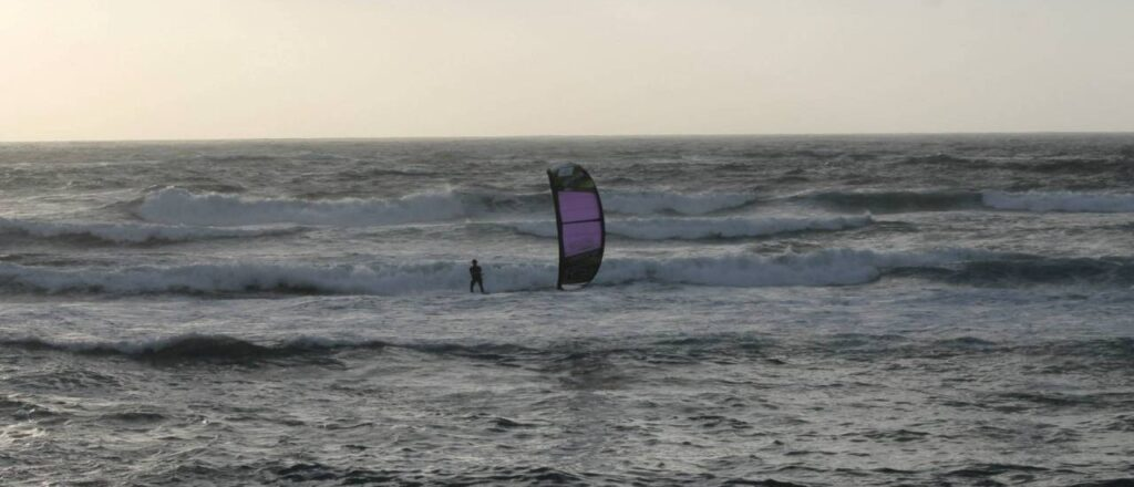 Kitesurf Funtanamare, Sardegna