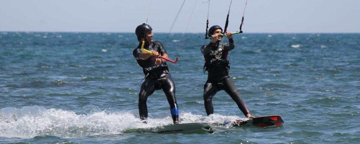 Impara il Kitesurf in Sardegna con KitesGeneration nelle piu belle spiagge della Sardegna