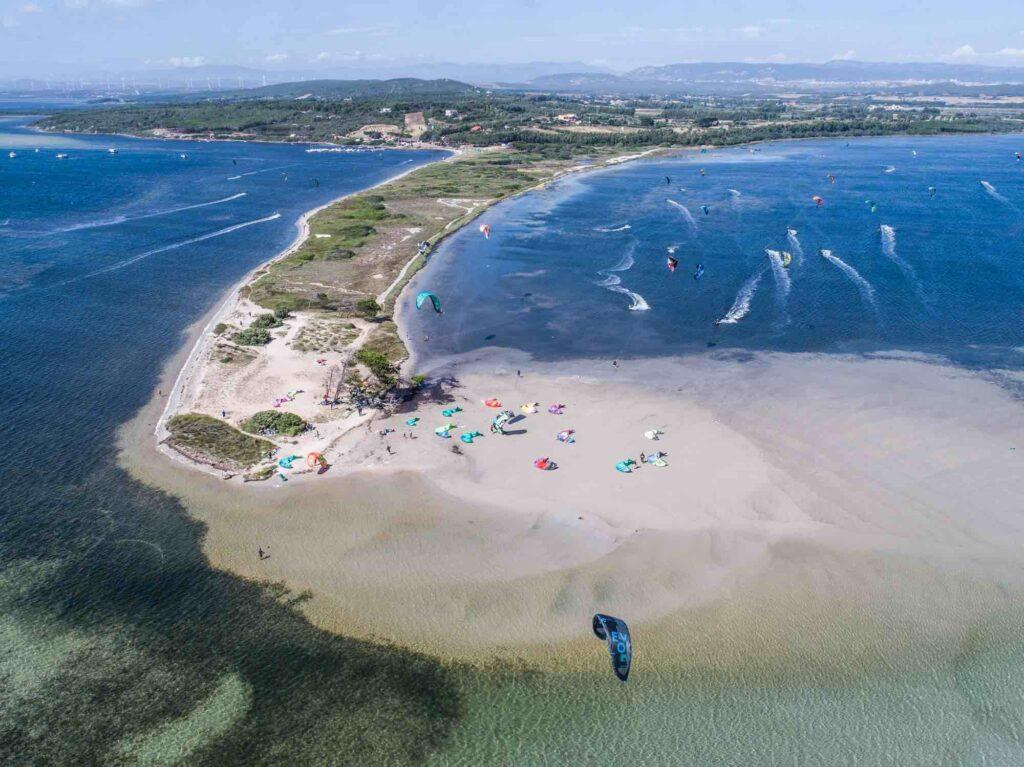 Kitesurf Sardegn: i migliori Kite Spot della Sardegna